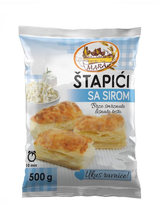 mara štapići sa sirom