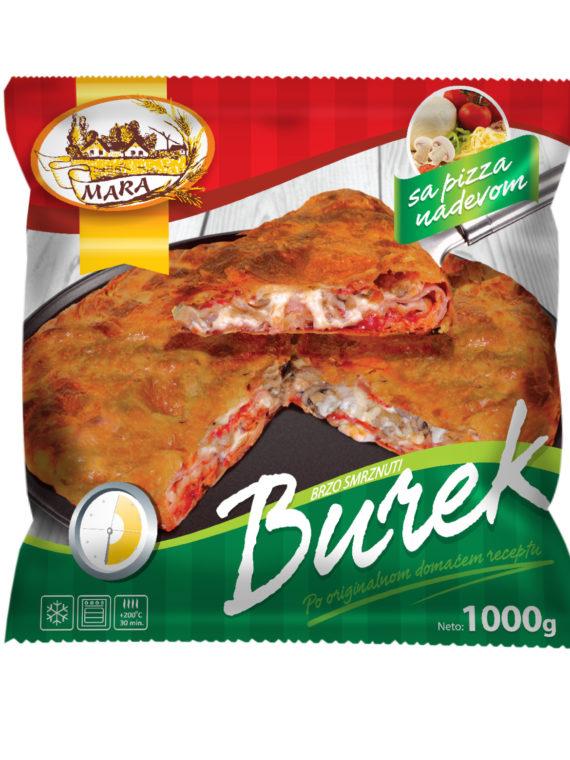 burek pizza mara